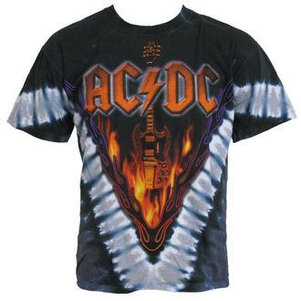 tričko pánské AC/DC -  Hells Bells - LIQUID BLUE - 11864
