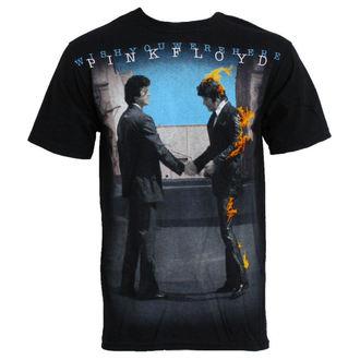 tričko pánské Pink Floyd - Have A Cigar - LIQUID BLUE - 31832