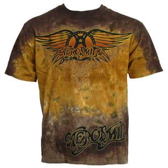 tričko pánské Aerosmith - Ray Logo - LIQUID BLUE - 11933