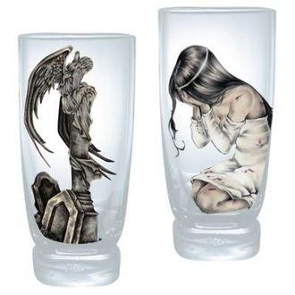 sklenice (SADA 2x kusů) VICTORIA FRANCES - Ilantos Statue, VICTORIA FRANCES, Victoria Francés