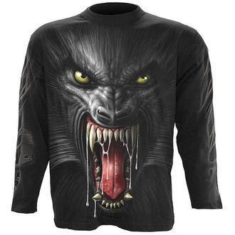 tričko pánské s dlouhým rukávem SPIRAL - Lycan Tribe - K006M301