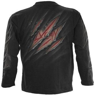tričko pánské s dlouhým rukávem SPIRAL - Lycan Tribe