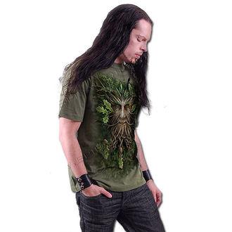 tričko pánské SPIRAL - Oak King - L005M104