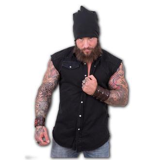 košile pánská bez rukávů SPIRAL - Sleeveless Workers - P003M602
