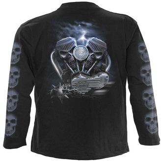 tričko pánské s dlouhým rukávem SPIRAL - Ride To Hell
