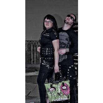 taška IRON FIST - Zombie Green