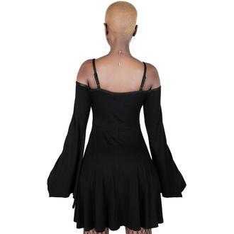 šaty dámské KILLSTAR - 4th Dimension - Black, KILLSTAR