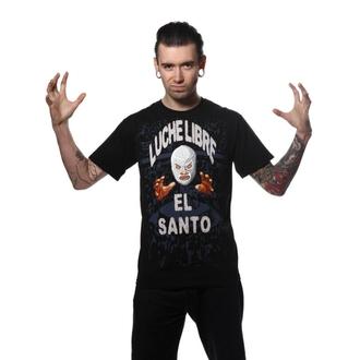 tričko pánské Toxico - El Santo black