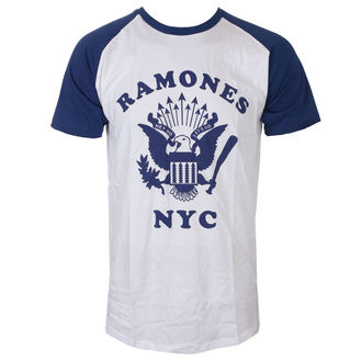 tričko pánské Ramones - Retro Eagle - ROCK OFF, ROCK OFF, Ramones