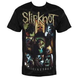 tričko pánské Slipknot - Nesses Jumbo Print - BRAVADO