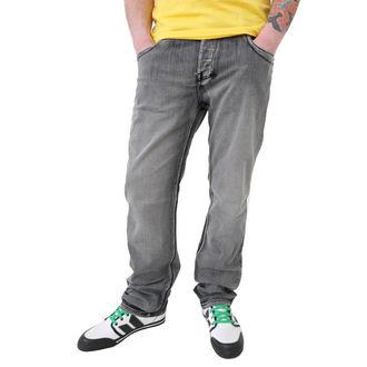 kalhoty pánské -jeansy- SLIM FIT - GLOBE - Roth