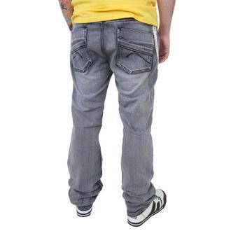 kalhoty pánské -jeansy- SLIM FIT - GLOBE - Roth, GLOBE