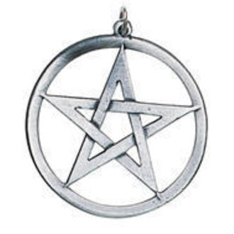 přívěšek Pentagram - EASTGATE RESOURCE - AMP241