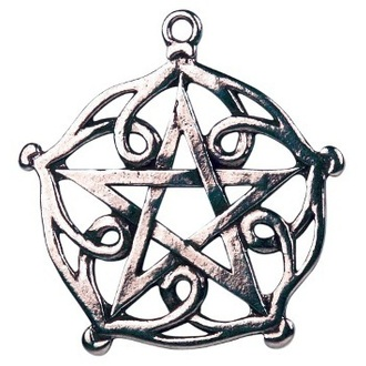 přívěšek Pentagram of Brisingamen - EASTGATE RESOURCE