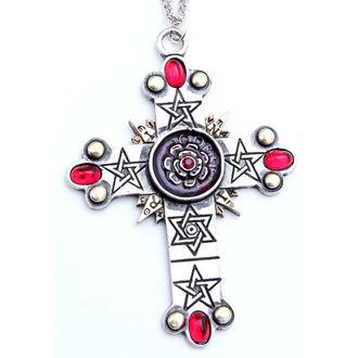 přívěšek The Rose Cross - EASTGATE RESOURCE