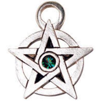 přívěšek Jewelled Pentagram - EASTGATE RESOURCE, EASTGATE RESOURCE