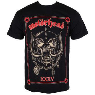 tričko pánské Motörhead - Anniversary - ROCK OFF - MHEADTEE05MB