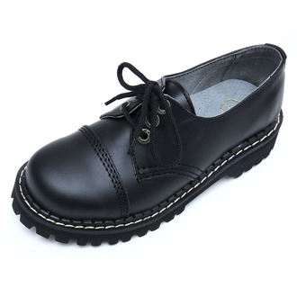 boty KMM 3dírkové - Black, KMM