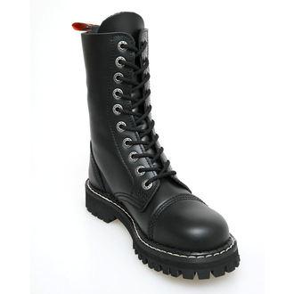 boty KMM 10dírkové - Black