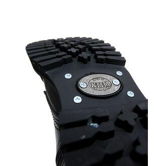 boty KMM 10dírkové - Black - 100
