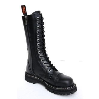 boty KMM 14dírkové - Black, KMM