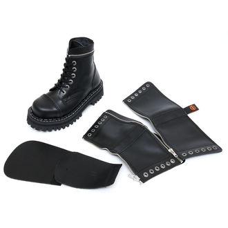 boty KMM 18dírkové - Black