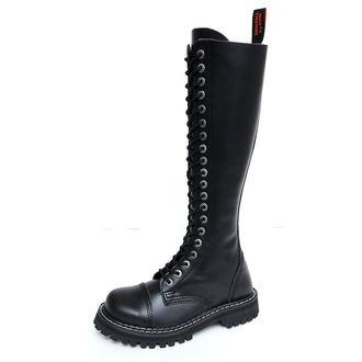 boty KMM 20dírkové - Black