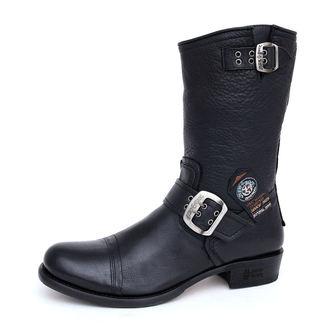 boty pánské NEW ROCK - GY01-S1 - Bufalo Negro