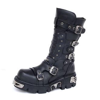 boty NEW ROCK - 1020-S2 - Itali Negro