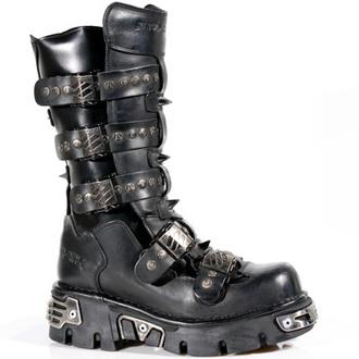 boty NEW ROCK - 134-S1 - Itali Negro