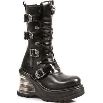 boty NEW ROCK - 8374-S1 - Itali Negro