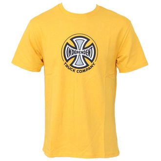 tričko pánské INDEPENDENT - Truck Co - Gold - ITSTR