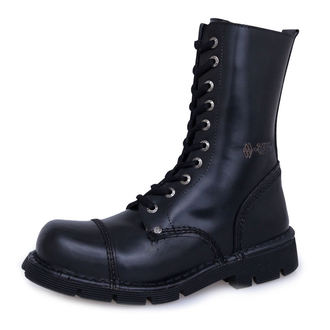 boty NEW ROCK - NEWMILI10-S1 - Timber Negro