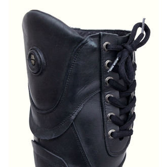 boty NEW ROCK - 745-R1 - Itali Negro