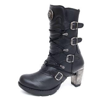 boty NEW ROCK - TR003-S1 - Itali Negro