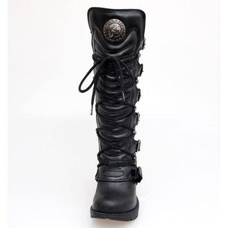 boty NEW ROCK - TR004-S1 - Itali Negro