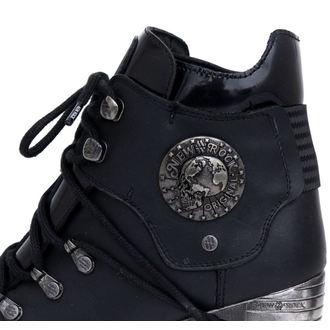 boty NEW ROCK - TR010-S1 - Itali Negro
