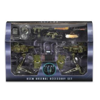 dekorace (příslušenství Alien) Aliens - USCM Arsenal Weapons, Alien - Vetřelec