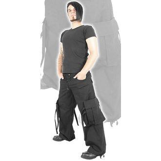 kalhoty pánské BAT ATTACK - Black Disaster