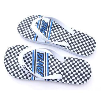 sandály dámské SANTA CRUZ - Check Strip, SANTA CRUZ