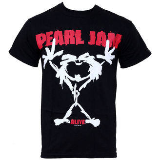tričko pánské Pearl Jam - Stickman, Pearl Jam