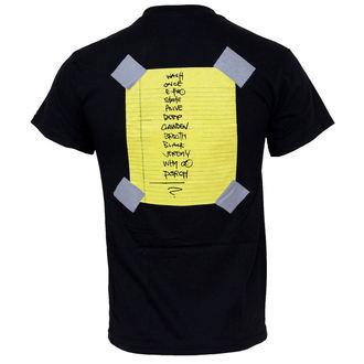 tričko pánské Pearl Jam - Stickman - LIVE NATION, LIVE NATION, Pearl Jam
