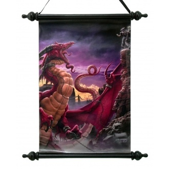 svitek Art Scroll - Unleash The Dragon - NEM2690