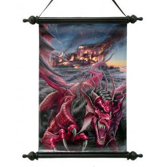 svitek Art Scroll - Dragons Night - NEM2695