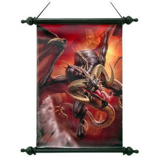 svitek Art Scroll - Dragon Raid - NEM2696