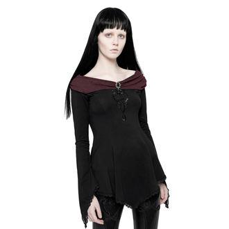 tričko dámské s dlouhým rukávem PUNK RAVE - Vespertine Gothic, PUNK RAVE