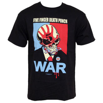 tričko pánské Five Finger Death Punch - War - BRAVADO , BRAVADO, Five Finger Death Punch