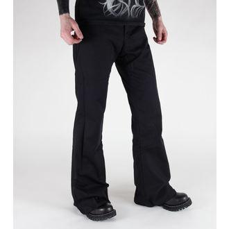 kalhoty Black Pistol - Loon Hipster Denim Black - B-1-06-001-00