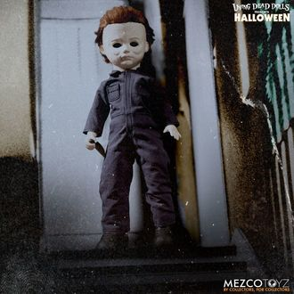 figurka Halloween - Living Dead Dolls - Michael Myers, LIVING DEAD DOLLS