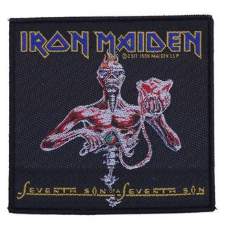 nášivka Iron Maiden - Seventh Son - RAZAMATAZ, RAZAMATAZ, Iron Maiden